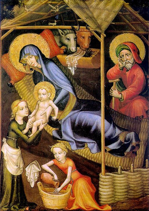 512px-Unknown_painter_-_The_Nativity_-_WGA23511