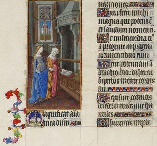 645px-Folio_59v_-_The_Visitation